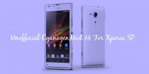 Download & Install CM14 Nougat ROM On Xperia SP Android 7.0
