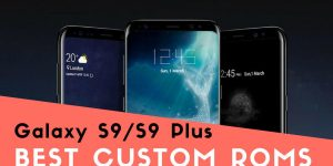 Install Resurrection Remix Oreo On Galaxy S9 / S9 Plus (Android 8.1)