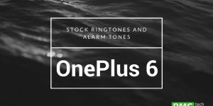 Download OnePlus 6 Stock Ringtones In High Quality