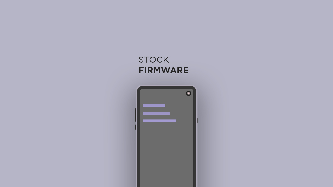 Install Stock ROM On S-Tell X550 (Firmware/Unbrick/Unroot)
