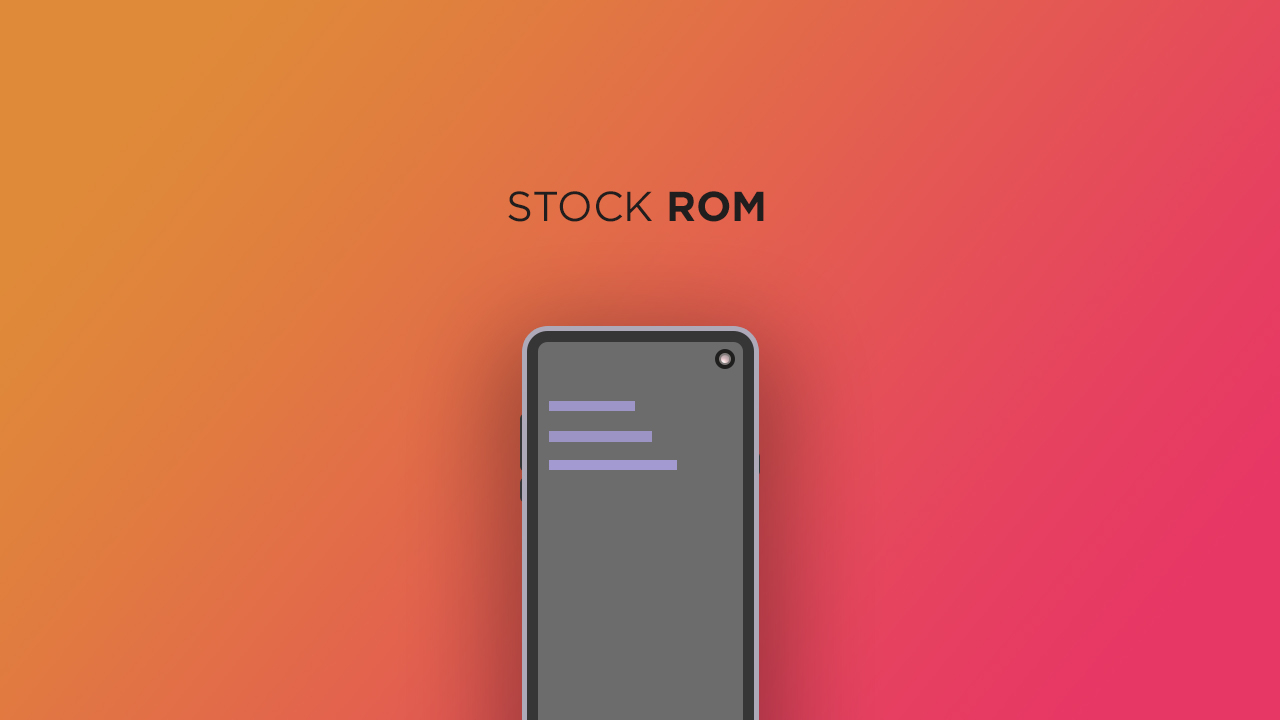 Install Stock ROM On Fotola L501 [Official Firmware]