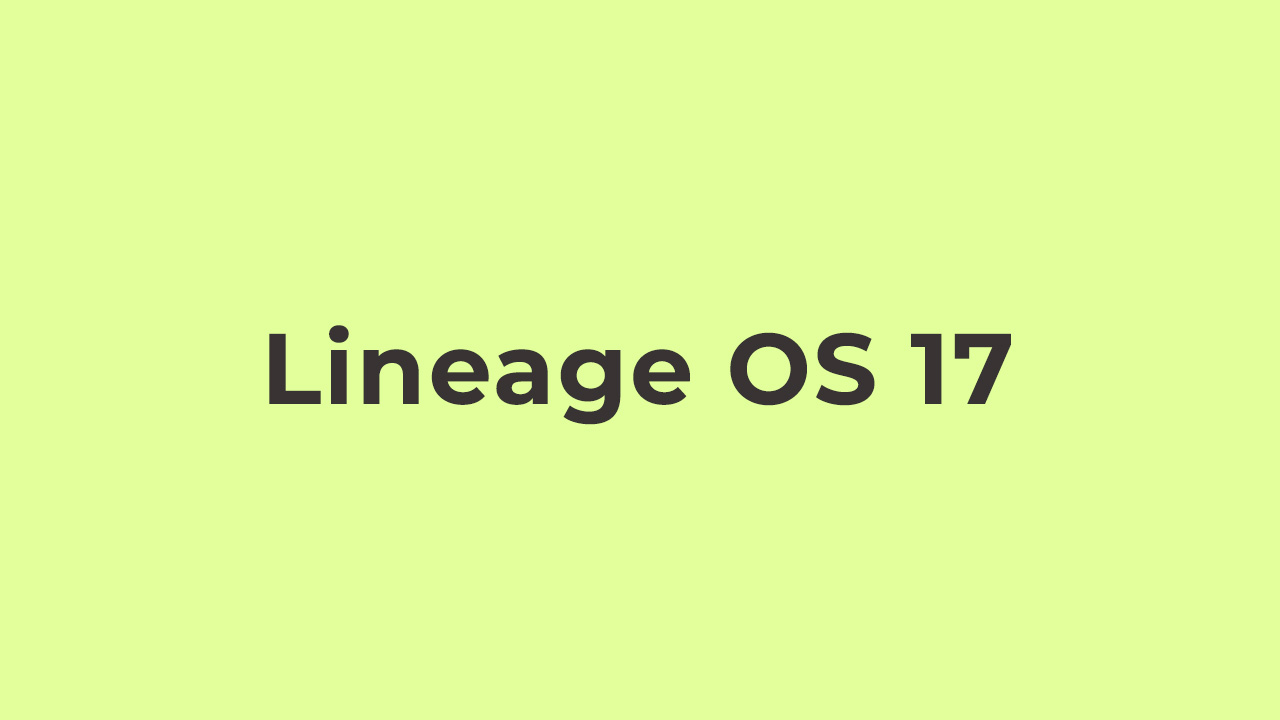 Install Lineage OS 17 On Moto E2 LTE (2015)   Android 10