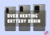 Steps To Fix Over Heating and Battery Drain Issue On Galaxy S20 series devices